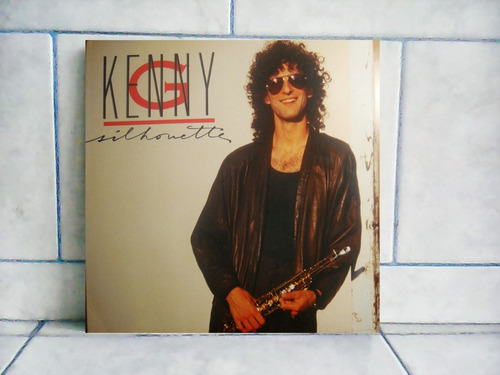lp/disco popvar - kenny g. - silhouete