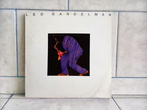 lp/disco popvar - leo gandelman - 1987