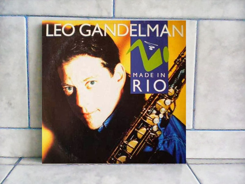 lp/disco popvar - leo gandelman - made in rio