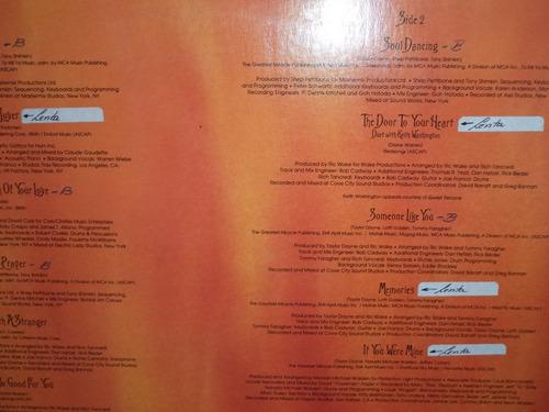 lp/disco popvar - taylor dayne - soul dancing - 1993