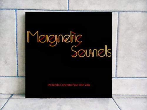 lp/disco popvar - the magnetic sounds - 1979