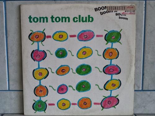 lp/disco popvar - tom tom club boom boom chi boom