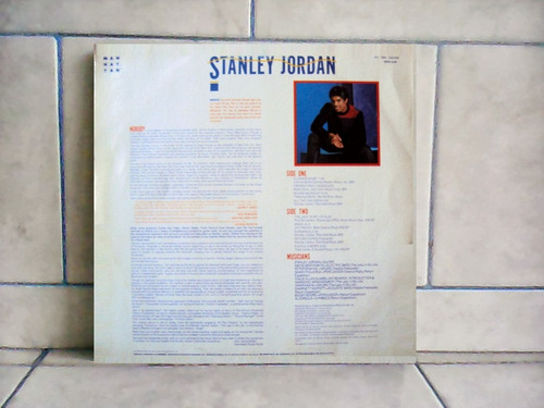 lp/disco popvar - victor bigliostanley jordan -  magic touch