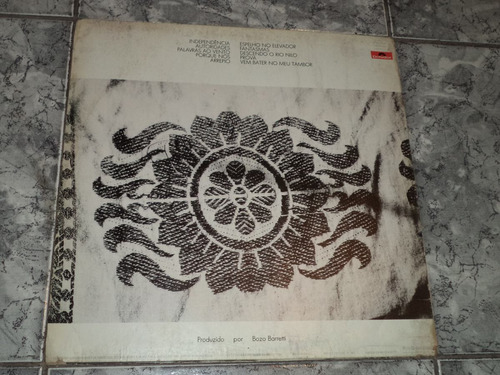 lp/disco rockpcapital inicial - independencia c/ enc - lindo