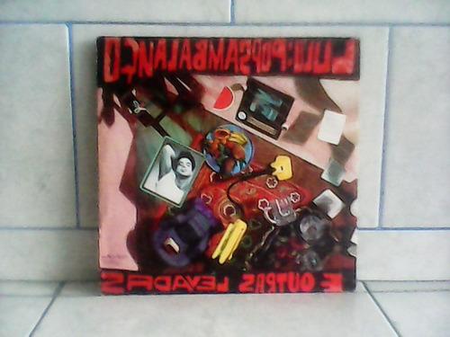 lp/disco rockpop - lulu santos-pop sambalanço e outras
