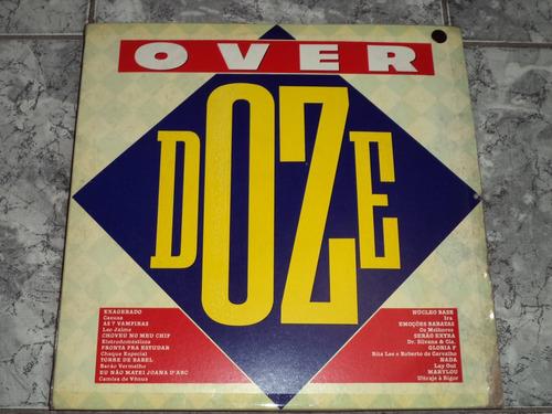 lp/disco rockpop - over doze
