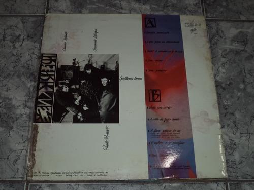 lp/disco rockpop - paulo ricardo - canções, revoluções