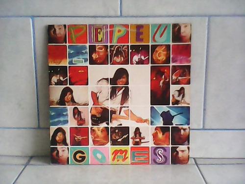 lp/disco rockpop - pepeu gomes - procuração