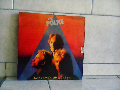lp/disco rockpop - the police - zenyatta