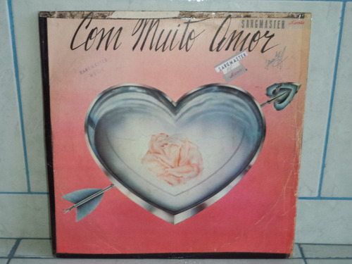 lp/disco rom/var - com muito amor internacional - 1980