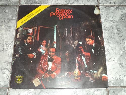 lp/disco rom/var ecstasy, passion & pain ( funk / soul )