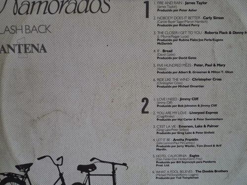 lp/disco rom/var - eternos namorados - flash back antena-1