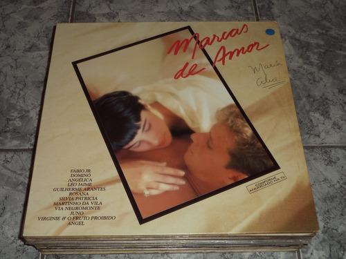 lp/disco rom/var - marcas de amor