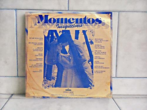 lp/disco rom/var - momentos inesquecíveis - 1984