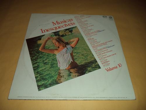 lp/disco rom/var - músicas inesquecíveis vol.10