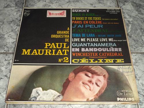 lp/disco rom/var - paul mauriat a grande orquestra nº2 1967