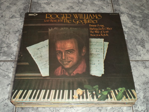 lp/disco rom/var - roger williams - the godfath