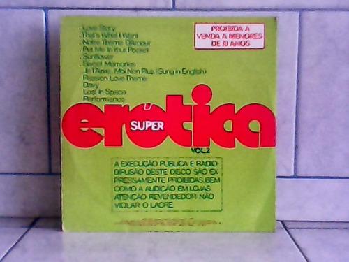 lp/disco rom/var - super erotica vol.2