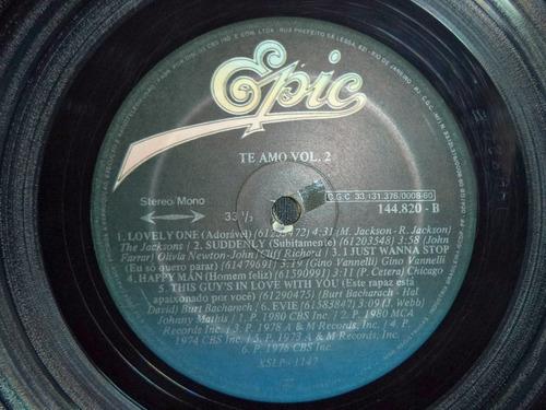 lp/disco rom/var - te amo 2 : flashbacks