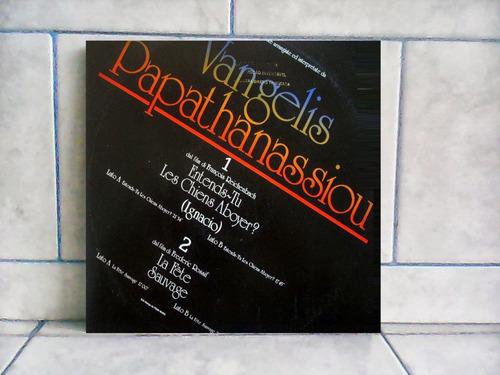 lp/disco rom/var - vangelis duplo  - papathanassiou