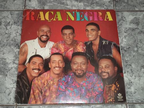 lp/disco samba - banda raça negra 1994