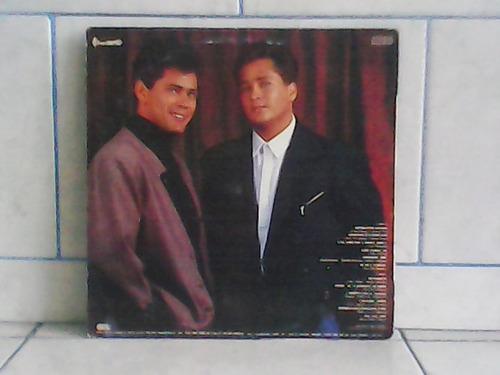 lp/disco sertanejas - leandro e leonardo - 1991