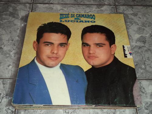 lp/disco sertanejas - zezé  e luc. -saudade bandida + enc