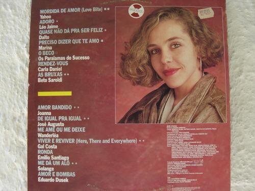 lp/disco - trilha bebe a bordo - nacional - 1988