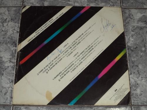 lp/disco - trilha internacional novela brilhante - 1981
