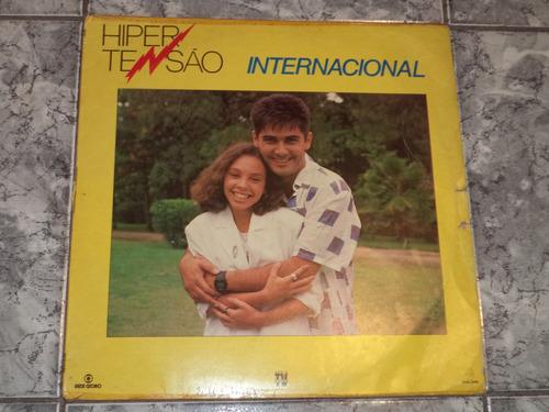 lp/disco - trilha internacional novela hipertensão