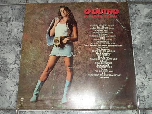 lp/disco - trilha internacional novela o outro
