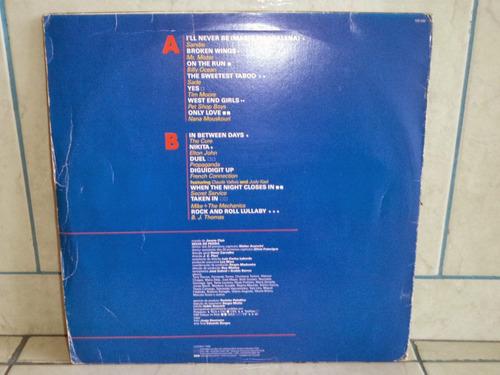 lp/disco - trilha internacional selva de pedra - 1986