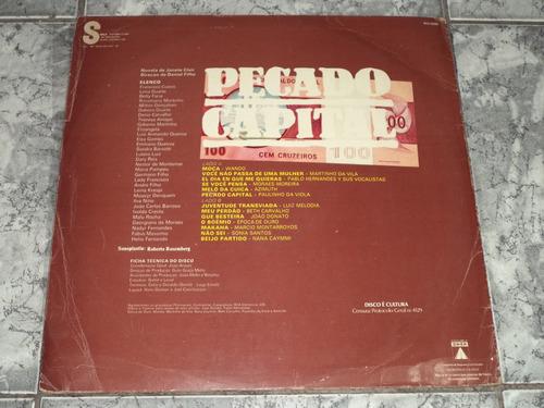 lp/disco - trilha nacional pecado capital 1975