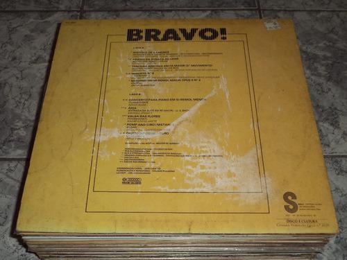 lp/disco - trilha o bravo internacional