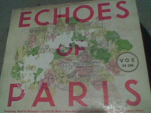 l.p.echoes of paris andvienna