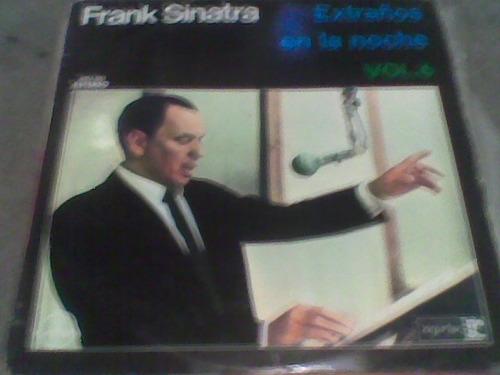 l.p.frank sinatra