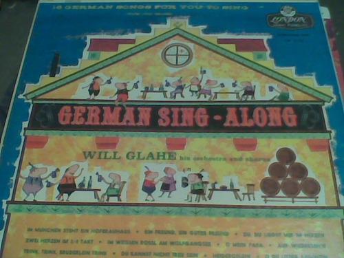 l.p.german sing along