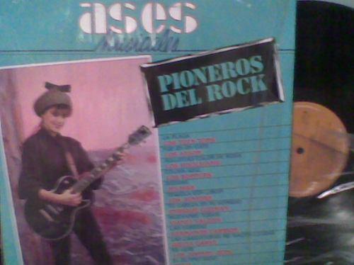 l.p.grande de pioneros del rock mexicano