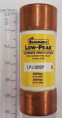 lpj-20sp bussmann fusible 20a 600v