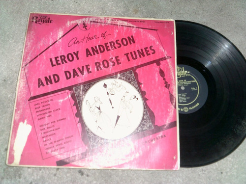 l.p.leroy anderson and dave rose
