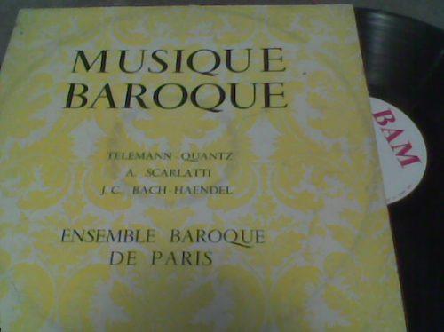 l.p.musique baroque