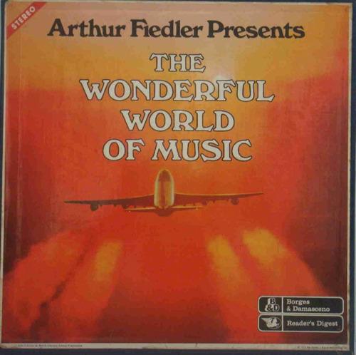lps arthur fiedler caixa com 10 the wonderful world of music