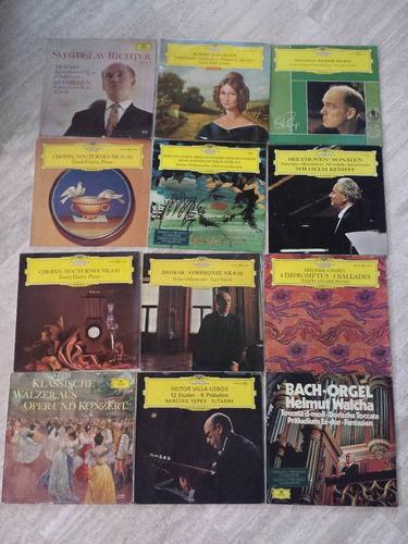 lp's -musica clasica- sello  deutsche grammophon