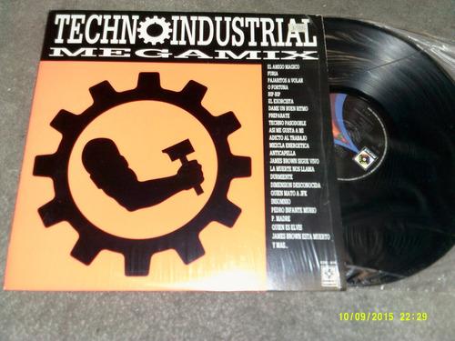 l.p.techno industrial megamix