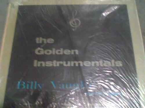 l.p.the golden instrumentals billy vaughn
