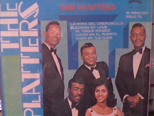 l.p.the platters