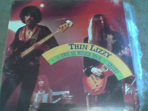 l.p.thin lizzy