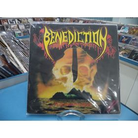 Lp/vinil Benediction Subconscious Terror