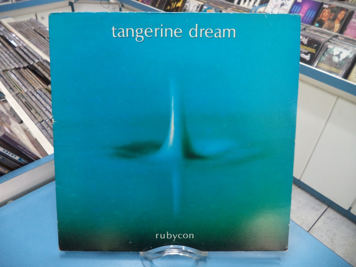 Lp/vinil Tangerine Dream Rubycon