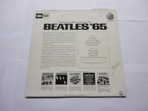 lp/vinil the beatles 65 importado